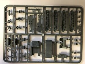 15MM SEXTON SELF PROPELLED ARTILLERY SPRUE - PLASTIC SOLDIER COMPANY