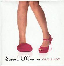 (EM850) Sinead O'Connor, Old Lady - 2013 DJ CD