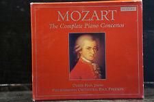 W.A. Mozart-The complet Piano Concertos/Han 9 CD