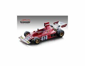 Ferrari 312 B3 N. Lauda winner Spanien 1974 - 1:18 Tecnomodel limited