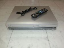 Panasonic dmr-ex98v DVD/VHS/HDD Recorder, 250gb, remote control, 2j. Warranty