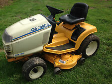 """Cub Cadet 46"""" Shaft Drive Garden Tractor Mower Kohler- Delivery Available"""
