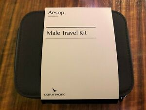 Cathay Pacific First Class Aesop Amenity kit - 2019