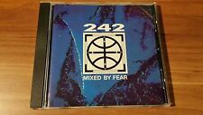 Front 242 - Mixed By fear (1991) (Red Rhino Europe-RRE CD 12)