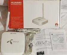 HUAWEI F656 GATEWAY GSM 3G - ADATTATORE PER TELEFONO ANALOGICO CON SIM CARD