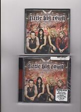 Signed Little Big Town A Place to Land Autographed CD Booklet W/Unused CD