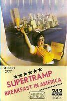Supertramp .. Breakfast In America..747  Import Cassette Tape