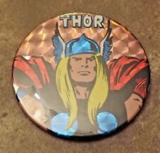 """1979 Thor """"Prism Glo"""" Button Factors Europe Vintage VERY RARE!"""