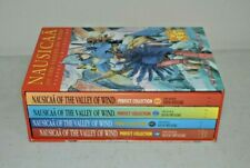 Nausicaa of the Valley of Wind Perfect Collection Box Set of 4 Comic Books HAYAO