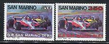 SAN MARINO 1983 GRAN PREMIO F.1 3rd FORMULA 1 GRAND PRIX/CARS/MOTORING   MNH