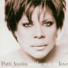 PATTI AUSTIN - ON THE WAY TO LOVE - CD ALBUM our ref 1751