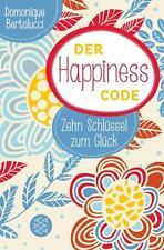 Der Happiness Code von Domonique Bertolucci Fischer-Verlag (2016) SEHR GUT