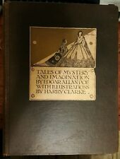 TALES OF MYSTERY AND IMAGINATION By Edgar Allan Poe 1st Edition in 1936