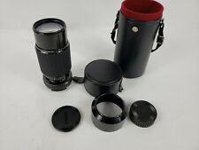 Sigma Zoom KII Multi Coated Camera Lens F= 70-210mm 1:4.5 FREE SHIPPING