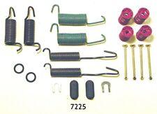 Drum Brake Hardware Kit Rear,Front Better Brake 7225