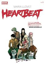 HEARTBEAT #1 (OF 5), COVER A LLOVET, MATURE, BOOM! (2019)