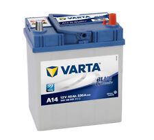 VARTA BLUE DYNAMIC Autobatterie 40AH 330A A14 Asiatyp Plus rechts Dünnpol