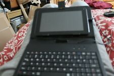 proscan tablet and keyboard - used