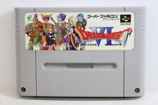 Dragon Quest VI 6 SFC Nintendo Super Famicom SNES Japan Import US Seller I3751 C