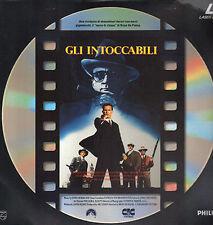 Gli intoccabili - Laser Disc