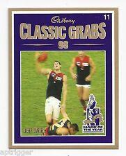 1999 Select Cadbury Classic Grabs (11) Jeff WHITE Melbourne