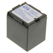 BATTERIA per Panasonic nv-gs24 nv-gs27eg-s nv-gs280 nv-gs30