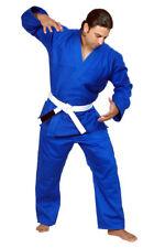 Bjj uniform jiu jitsu gi student in Blue color No Logo plain