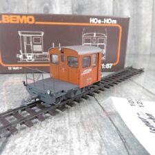 BEMO 1273 102 - H0m - M-Rang.Traktor - RhB 62 - Analog  - OVP - #B22219