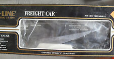 K-Line O Scale 632-1892 Penn Salt Caustic Soda Tank Car in Box 4730