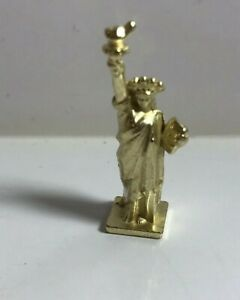 Monopoly Token -  Here & Now World Edition - Statue of Liberty