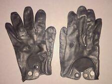 Gants En Cuir TOP Leather Gloves Black