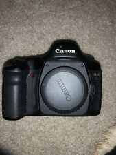 Canon EOS 5D 12.8MP Digital SLR Camera - Black (Body Only)