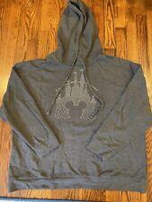 Disney Parks Rhinestone Sweatshirt Xl