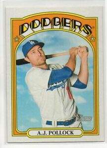 2021 Topps Heritage - High Numbered Short Print SP - Pick Your Card - Free Ship