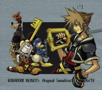 Kingdom Hearts: Original Soundtrack Complete SQEX-10473