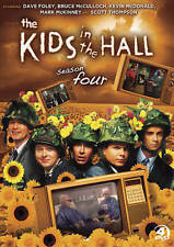 THE KIDS IN THE HALL SEASON 4 FOUR New Sealed 4 DVD Set