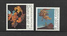 Emission commune FRANCE - ALLEMAGNE Marx Ernst 1991 YT 2727 NEUF / MNH