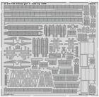 EDUARD 1/200 SHIP- USS ARIZONA MAIN TOP PT.4 FOR TSM  53110