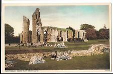 Glastonbury Abbey Ruins from South PPC, Unposted, By Photochrom