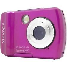Easypix W2024 Splash Digitalkamera 16 Megapixel Pink Unterwasserkamera