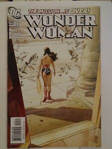 DC Comics WONDER WOMAN #225 (2006) J.G. Jones Cover