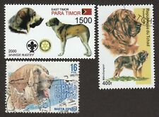 Spanish Mastiff * Int'l Dog Postage Stamp Collection * Great Gift Idea *