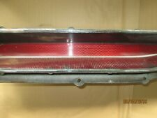 1969 DODGE CHARGER RT LEFT LH REAR TAIL LIGHT  LAMP ASSEMBLY ORIGINAL OEM