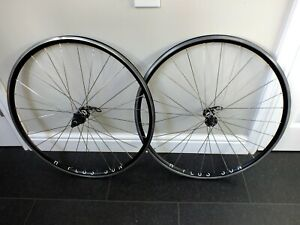 DT Swiss / Campagnolo 11 Speed Fit / H Son Plus Rims / 28 Sapim CX Ray Wheeelset