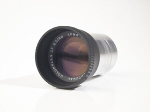 Leica Colorplan CF 2.5 / 90mm Projection Lens - exc+