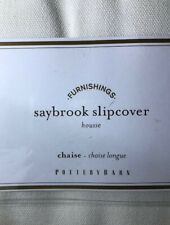 Pottery Barn Saybrook Slipcover Chaise Housse (Cover)
