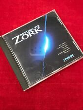 Return To Zork 1993 PC CD Classic Vintage Graphical Adventure Video Game