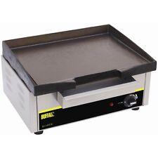P108 Gastronomie Elektro Grillplatte Griddleplatte Griddelplatte Grillplatte