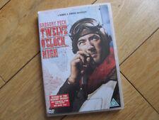 Twelve O'clock High DVD - WWII movie 1949 Black & White - Gregory Peck