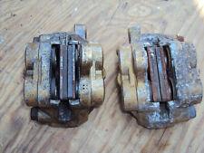 SUZUKI RG250 GAMMA FRONT BRAKE CALIPERS  RG